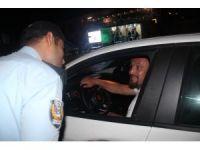 Giresun'da Polis öyle bir uygulama yaptı ki, sürücüler şaştı kaldı.