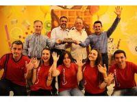 Türk Waffle dünyanın en iyisi oldu