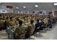3. Ordu Komutanlığından askerlere iftar