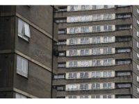 Londra'da yüksek katlı binalarda yapılan yangın güvenlik testi başarısız oldu