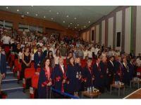 Yakın Doğu Üniversitesi Diş Hekimliği Fakültesi mezuniyet töreni