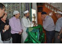 Simav'da Sakal-ı Şerif ziyareti