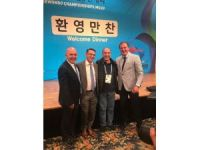 Metin Şahin, Avrupa Tekvando Birliği Asbaşkanlığı'na seçildi