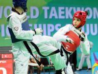 Servet Tazegül ve İpek Çidem, Dünya Tekvando Şampiyonası'nda madalya alamadı