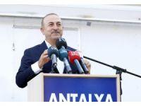 """Bakan Çavuşoğlu: """"Türkiye insani kalkınma yardımlarında Amerika'dan sonra ikinci sırada"""""""