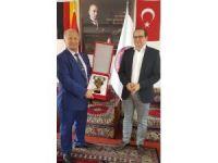 Alman Belediye Başkanı Ramazan Bayramı kutlamasına katıldı