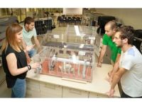 Üniversitelilerden buzla ısıtacak proje
