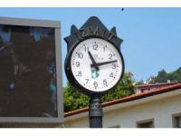 Meydan saatlerine bakım onarım yapıldı