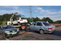 Zonguldak'ta trafik kazası: 8 yaralı