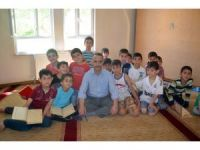 Genç'te yaz Kur'an kurslarına yoğun ilgi