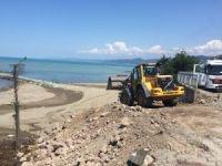 Trabzon'da sadece kadınlara hizmet verecek plaj yapılıyor