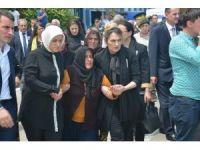 Şırnak'ta şehit olan askerin cenazesi memleketi Trabzon'a getirildi