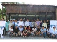 Uluslararası öğrenciler bayramlaşmada buluştu