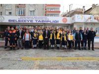 Belediyeden Burhaniye'de 3 yılda 67 bin 574 kişiye sağlık hizmeti verildi