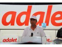 """CHP parti sözcüsü Bülent Tezcan, """"Son nokta 9 Temmuz günü Maltepe meydanındaki büyük buluşmadır"""""""