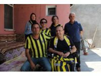 Fenerbahçe taraftarından örnek davranış