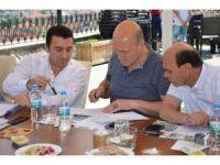 Başkan Bakıcı AK Parti Belediye Meclis üyeleriyle bir araya geldi