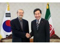 İran İslami Şura Meclisi Başkanı Laricani, Güney Kore Başbakanı ile görüştü