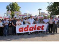 CHP Sivas İl Başkanlığından Adalet Yürüyüşü'ne destek
