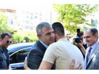 """Başbakan Yardımcısı Veysi Kaynak,  """"Afrin bölgesinin terör unsurlarından temizlenmesi gerekir"""""""
