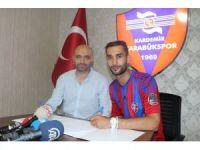 Karabükspor, Ferhat Görgülü ile resmi imzayı attı