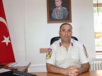 Gölpazarı İlçe Jandarma Bölük Komutanı Kaçmaz görevine başladı