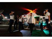 Filipinler Devlet Başkanı Duterte'den yaralı askerlere madalya