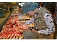 Gece gıda denetimlerinde 32 iş yerine ceza