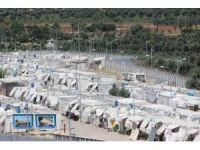 10 ildeki 24 konteyner ve çadır kentlerde 246 bin 629 Suriyeli bulunuyor