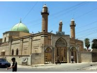 Irak ordusu, El-Nuri Camisini DEAŞ'tan geri aldı