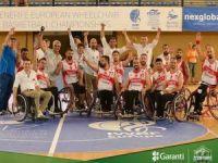 Tekerlekli Sandalye Milli Takımı'nda hedef şampiyonluk