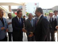 Bitlis'in yeni Valisi Ustaoğlu göreve başladı