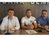 Adana Demirspor kaleci Şahmalı ile anlaştı