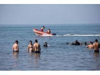 Denizde ceset ihbarı polisi alarma geçirdi