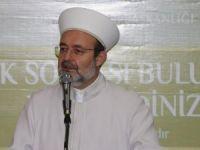 Diyanet İşleri Başkanı Görmez: İslam ilahi mekteptir
