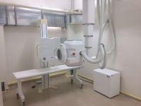 Eskil İlçe Devlet Hastanesine son teknoloji röntgen cihazı