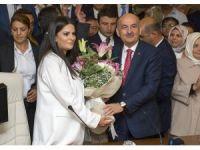 Jülide Sarıeroğlu Çalışma ve Sosyal Güvenlik Bakanlığı görevini devraldı