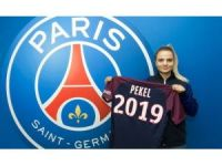 Paris Saint-Germain, Melike Pekel ile 2 yıllık sözleşme imzaladı