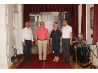 Efeler Belediye Başkan Yardımcısı Ünal'dan Söke Kent Müzesine Ziyaret