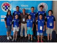 Çeşme Satranç Takımı 2. ligde yarışıyor