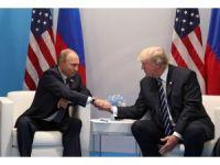 """Kremlin Sarayı: """"Trump ve Putin gizli görüşme yapmadı"""""""