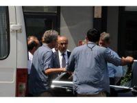 Vali Demirtaş, vinç faciasının yaşandığı fabrikada incelemelerde bulundu