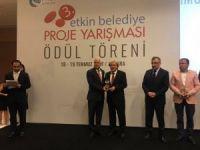 Osmaneli Belediyesinin hazırlamış olduğu proje Türkiye birincisi seçildi