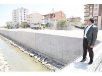 Kızılca Deresi'nin çehresi değişiyor