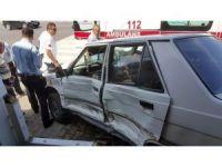 Hastaneden dönerken kaza geçirdiler, tedaviyi kabul etmediler