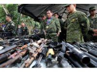 Filipinler Devlet Başkanı Duterte, Marawi'yi ziyaret etti