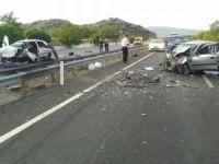 Antalya'da 4 kişinin öldüğü kazadan dram çıktı