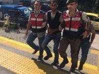 Jandarma cezaevi firarisini evinde yakaladı