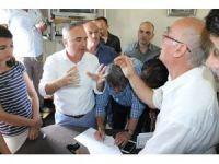 Maden şirketine tepki gösteren köylüler çevre toplantısını yaptırmadı