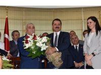 Gıda Tarım ve Hayvancılık Bakanlığında devir teslim töreni